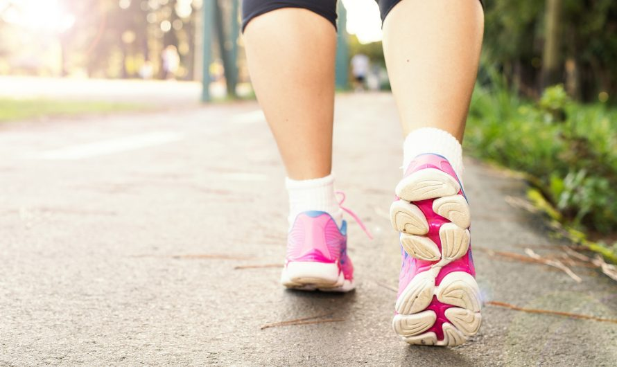 Brisk Walking, Exercise For People Of All Ages Anyone Can Do It